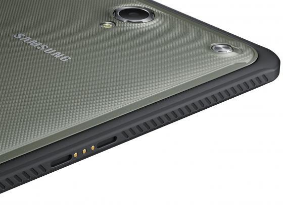 "Планшет Samsung Galaxy Tab 4 8"" 16Gb серый Wi-Fi 3G 4G Bluetooth Android SM-T365NNGASER"