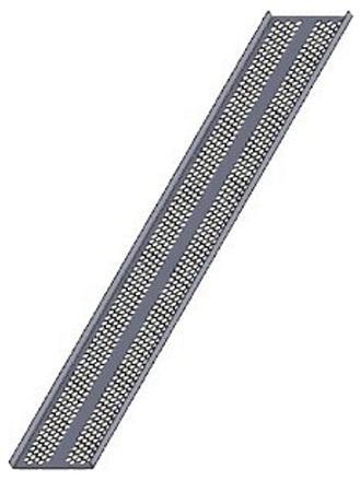 Кабельный желоб вертикальный Estap E44KNL44 42U цена и фото