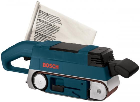 Ленточная шлифмашина Bosch GBS 75 AE 750Вт виброшлифмашина bosch gss 230 ae 330вт