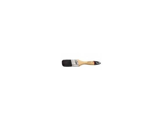 Кисть плоская Stayer UNIVERSAL-EURO натуральная щетина деревянная ручка 75мм 01022-075