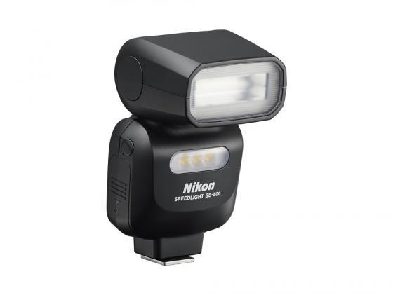 Фото - Вспышка Nikon Speedlight SB-500 черный FSA04201 sy16 black professional waterproof outdoor bag backpack dslr slr camera bag case for nikon canon sony pentax fuji
