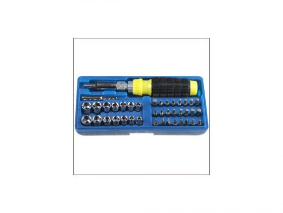Набор отверточный Stayer 41шт 2555-H41 screwdriver set stayer 25311 h41