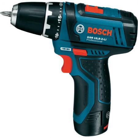 Дрель-шуруповёрт Bosch GSR 12V-15 1080Вт без аккумулятора и ЗУ