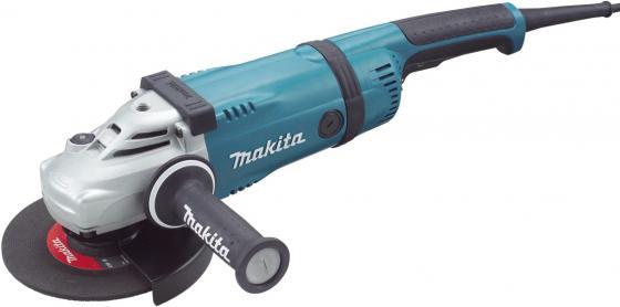 цена на Углошлифовальная машина Makita GA7040SF01 180 мм 2600 Вт