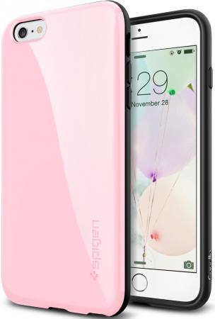 Чехол (клип-кейс) SGP Capella Case для iPhone 6 Plus розовый SGP11085 new luxury tpu leather back case cover for iphone 6 plus red