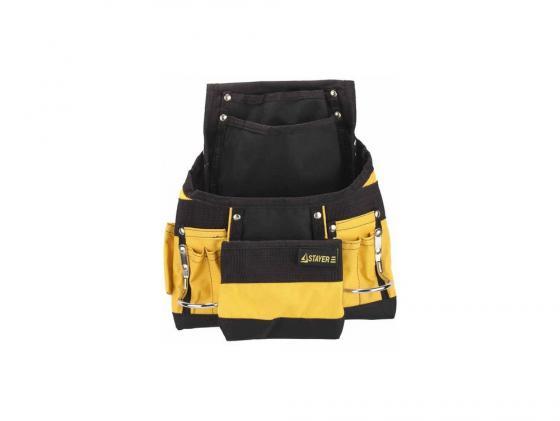 Сумка для инструмента Stayer нейлон 10 карманов 38605 сумка stayer 38517