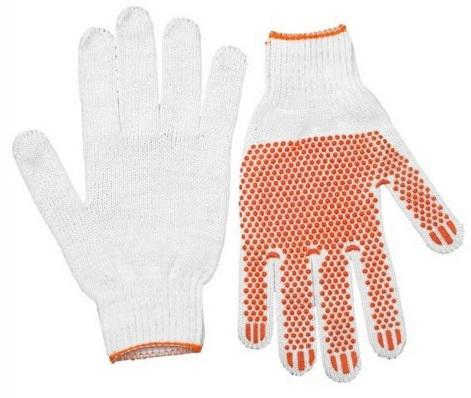 Перчатки Stayer МАСТЕР трикотажные 7 класс L-XL 11404-XL
