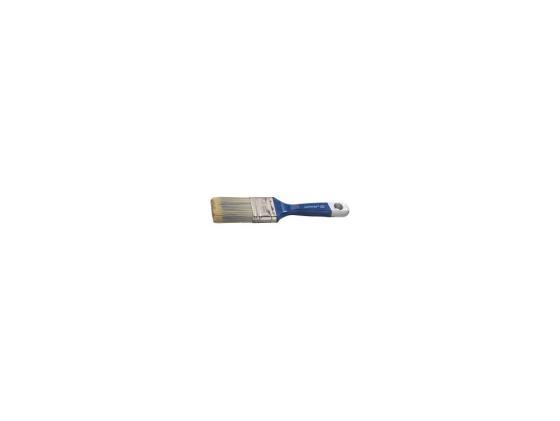 Кисть плоская Stayer AQUA-KANEKARON искусственная щетина деревянная ручка 63мм 0106-063 кисть плоская 70 мм искусственная щетина прорезиненная ручка anza профи