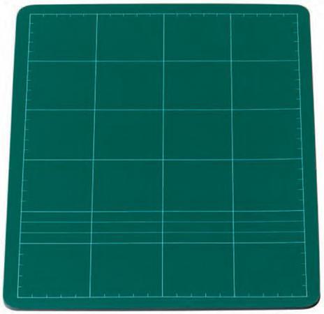 Подкладка Alco 1452 для макетирования 30х45см темно-зеленый