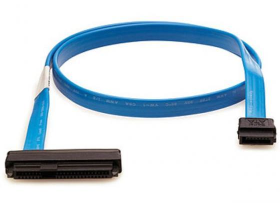 Кабель HP DL160 Gen9 4LFF w/ P440 Kit 725593-B21 кабель hp dl380 gen9 rear serial cable kit 768896 b21