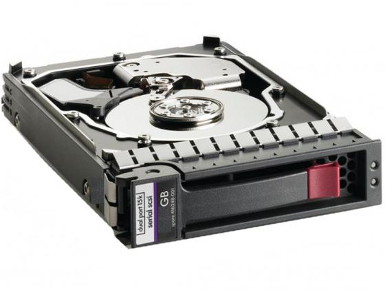 Жесткий диск 3.5 300Gb 15000rpm HP SAS 737261-B21 new and retail package for 507127 b21 507284 001 518011 002 eg0300fartt 300gb 3g 10k 2 5 sp sas