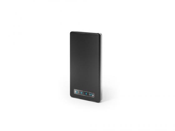 Портативное зарядное устройство HIPER Power Bank XP10500 10500мАч черный 5200mah mini rechargeable mobile power bank for cellphone tablet pc more blue white