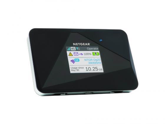 Точка доступа LTE NetGear AirCard 785 4G LTE AC785-100EUS точка доступа netgear wnap320 100pes 802 11n 300mbps 2 4ггц 20dbm gblan