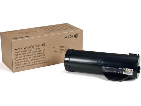 Картридж Xerox 106R02739 для WC 3655 черный 14400стр