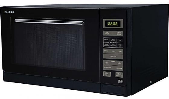 Микроволновая печь Sharp R2772RK 800 Вт чёрный