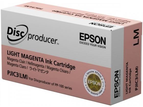 Картридж Epson C13S020449 для Epson PP-100 светло-пурпурный 20piece 100% new al1 al2 al3 al6 al7 al8 ncp5911mntbg ncp5911 5911 qfn chipset