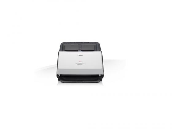 Фото Сканер Canon DR-M160ll протяжный CIS A4 600x600dpi 60стр/мин 120из/мин USB 9725B003
