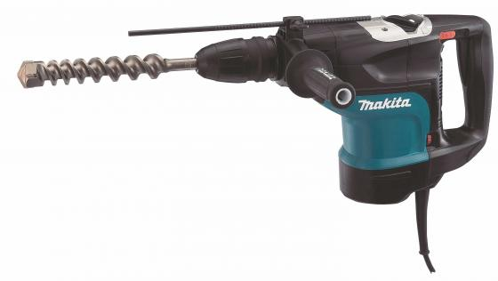 Перфоратор Makita HR5201C SDS-Max 1500Вт + кейс перфоратор sds max makita hr3540c