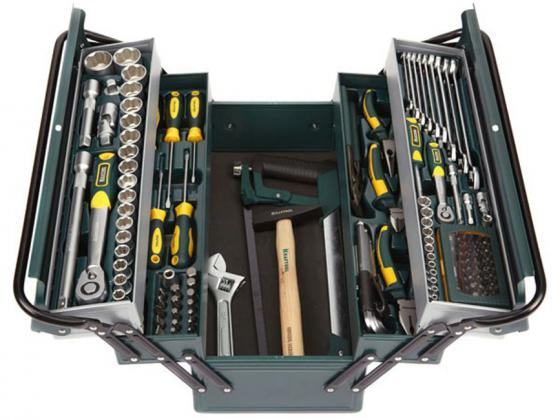 Набор инструментов Kraftool INDUSTRY 131шт 27978-H131 (INDUSTRY 27978-H131)