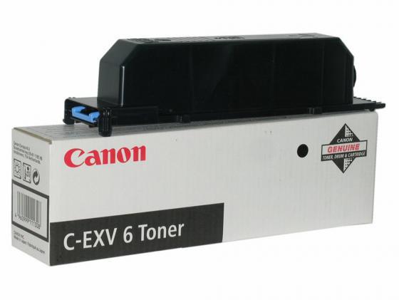 Картридж Canon C-EXV6 NPG-15 1386A006 1386A008 Тонер для NP-7161 63 64 7210 черный 6900 стр