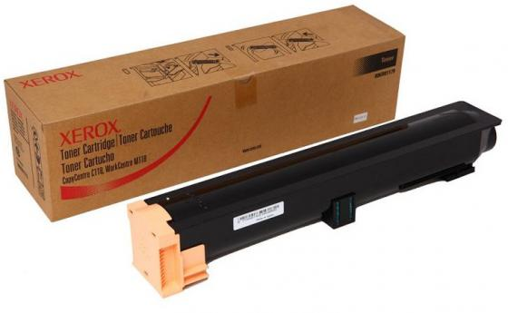 Тонер-картридж Xerox 006R01179 для Хerox WC C118 M118 M118i 11000стр тонер картридж cactus cs wc118xr 006r01179 013r00589 для xerox wc c118 m118 черный 60000стр