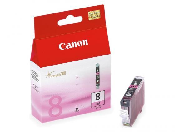 Картридж Canon CLI-8PM 0625B001 для Canon PIXMA-iP6600 iP6700 MP970 Pro 9000 450стр картридж для принтера colouring cg cli 426c cyan