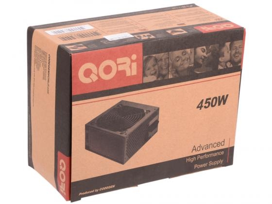 Блок питания ATX 450 Вт Super Power QoRi 450 цена