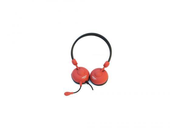 цена на Гарнитура Crown CMH-942 красный