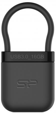 Флешка USB 16Gb Silicon Power Jewel J05 SP016GBUF3J05V1K черный флешка usb silicon power jewel j05 16гб usb3 0 черный [sp016gbuf3j05v1k]