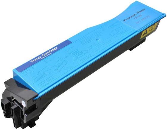 Картридж Kyocera TK-550C для FS-C5200DN голубой 6000стр цена и фото