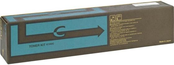 Картридж Kyocera TK-8600C для FS-C8600DN FS-C8650DN голубой 20000стр тонер картридж kyocera mita tk 895c голубой
