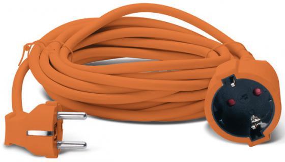 Удлинитель Sven Elongator 3G 1 розетка 10 м оранжевый