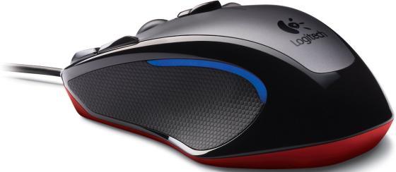 Мышь проводная Logitech G300S Gaming чёрный — 910-004345 мышь logitech gaming mouse g300s black usb 910 004345
