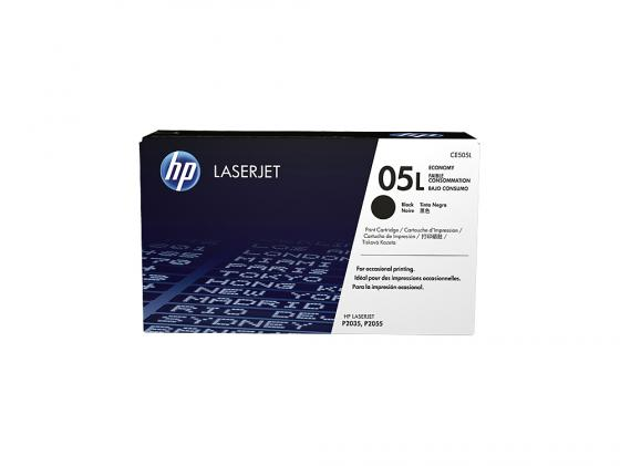 Картридж HP 05L CE505L для LaserJet черный paper delivery tray for hp laserjet 1010 1012 1018 1018s 1020 1015 1022 1022n rm1 0659 000cn rm1 0659 rm1 0659 000 rm1 2055