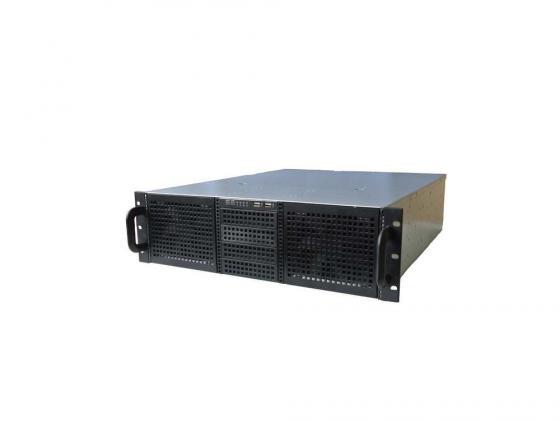 Серверный корпус 3U Procase EB306S-B-0 Без БП чёрный серверный корпус 3u aic j3016 01 549 вт чёрный