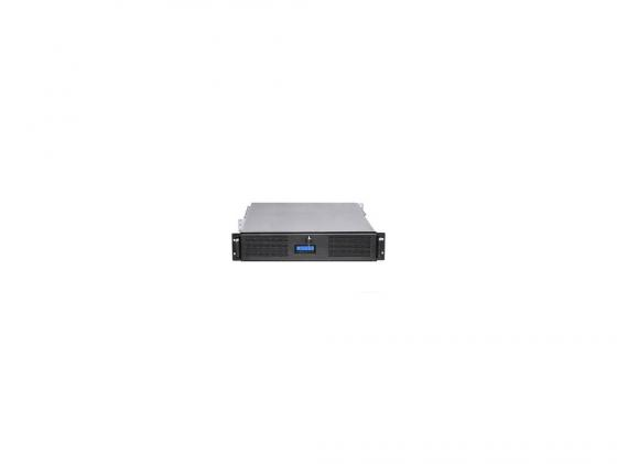Серверный корпус Procase GE201L-B-0 черный 2U procase em238d b 0 корпус 2u rack server case