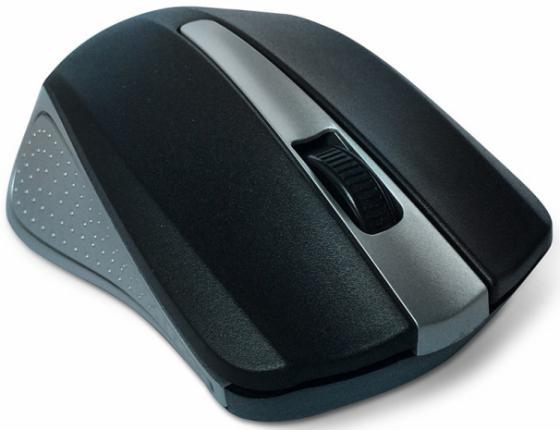 Мышь беспроводная CBR CM-404 серебристый USB мышь cbr cm 500 grey