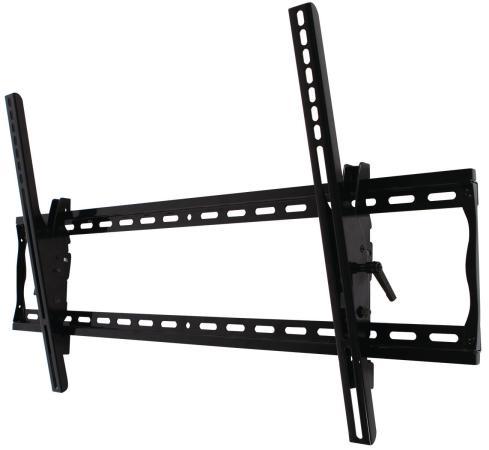 Кронштейн Wize Pro T63 черный для 37-63 настенный от стены 40мм наклон +15/-5° VESA 838x501 до 91кг