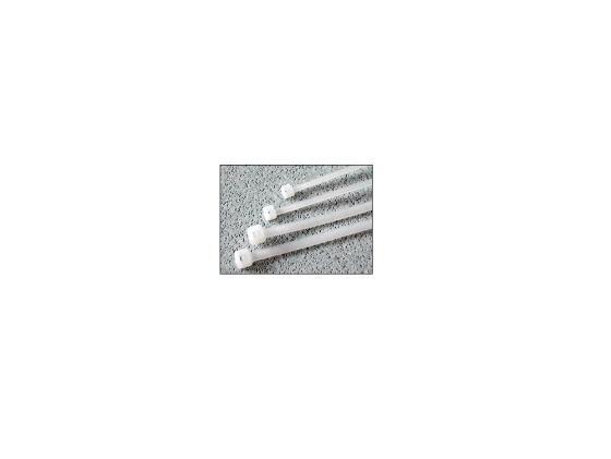 Набор стяжек Hyperline GT-100MC 100x2.5мм 100шт нейлоновая неоткрывающаяся стяжка hyperline gt 300ic 16036