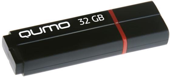 Фото - Флешка USB 32Gb QUMO Speedster USB3.0 черный QM32GUD3-SP-black флешка usb 32gb qumo speedster usb3 0 черный qm32gud3 sp black