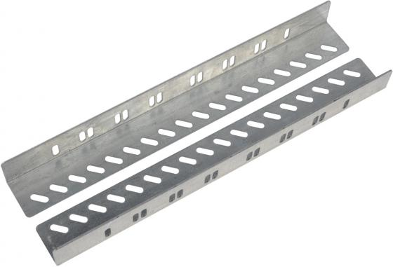 лучшая цена ЦМО Комплект уголков опорных УО-100У для напольных шкафов глубина 1000 мм нагрузка до 150 кг