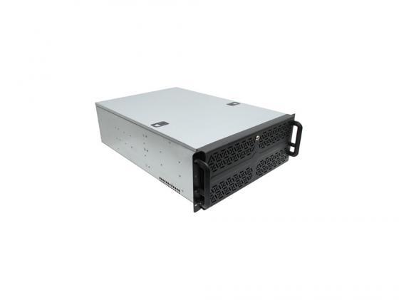 Серверный корпус 4U Procase EB410L-B-0 Без БП чёрный серверный корпус 4u procase eb410 b 0 без бп чёрный