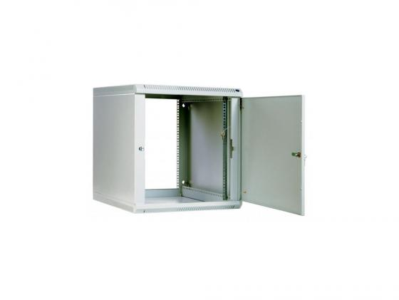 Шкаф настенный 12U ЦМО ШРН-12.480 600x480 дверь стекло шкаф изотта 23к дверь правая ангстрем