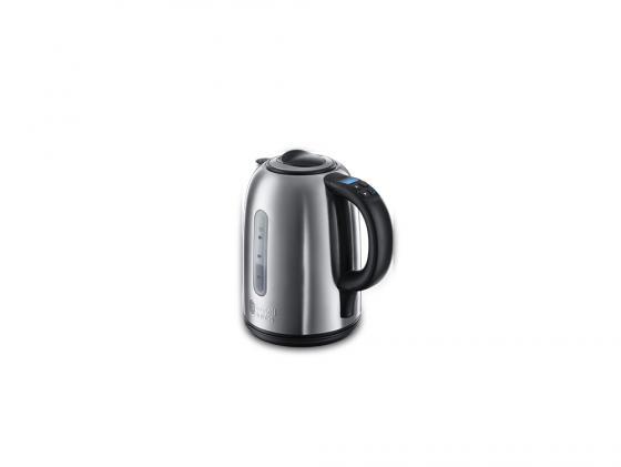 Чайник Russell Hobbs Hobbs Buckingham Digital 21040-70 — — нержавеющая сталь серебристый чайник russell hobbs 22850