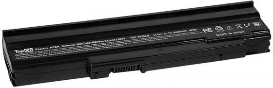 Аккумулятор для ноутбука Acer Extensa 4430, 5210, 5235, 5420G, 5630, 5635, 5635G, 5635Z, 5635ZG, eMachines E528, E728, G525, Gateway NV40, NV42, NV44, NV48, NV4000, NV4001, NV4001C, NV4002C, NV4005C, NV4006C 4400мАч 11.1V TopON TOP-5635ZG аккумулятор для ноутбука hp compaq hstnn lb12 hstnn ib12 hstnn c02c hstnn ub12 hstnn ib27 nc4200 nc4400 tc4200 6cell tc4400 hstnn ib12