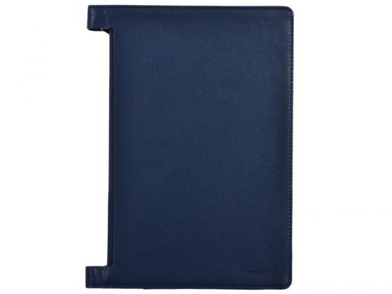 Чехол IT BAGGAGE для планшета Lenovo Yoga Tablet 2 10 искуственная кожа синий ITLNY210-4 чехол для планшета it baggage для yoga tablet 2 10 красный itlny210 3 itlny210 3