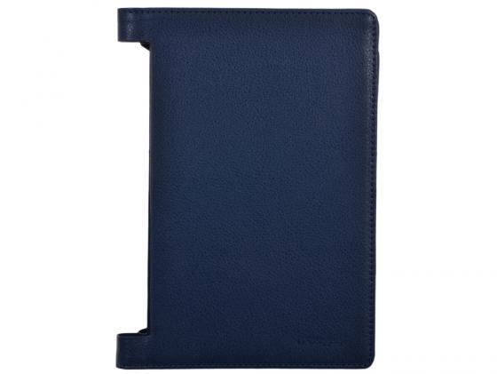 Чехол IT BAGGAGE для планшета Lenovo Yoga Tablet 2 8 искуственная кожа синий ITLNY282-4 чехол it baggage red для планшета lenovo yoga tablet 2 yoga itlny282 3