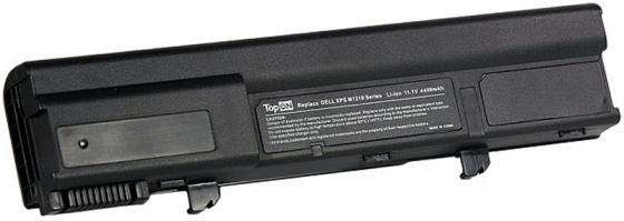 Аккумулятор для ноутбука Dell Dell XPS M1210 Series. 4400мАч 11.1V TopON TOP-M1210 аккумулятор для ноутбука dell inspiron 11 3000 13 7000 series 11 1v 3400mah 38wh gk5ky 4k8yh