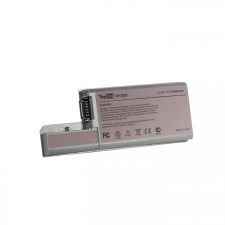 Аккумуляторная батарея TopON TOP-D820 4800мАч для ноутбуков Dell Latitude D820 D830 D531 Precision M4300 M65 комплектующие и запчасти для ноутбуков dell precision m4800