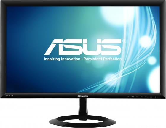 Монитор 21.5 ASUS VX228H черный TFT-TN 1920x1080 250 cd/m^2 1 ms HDMI VGA Аудио